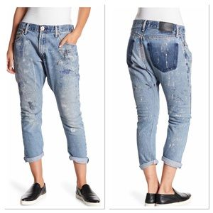 One Teaspoon Artiste Vtg Saints Boyfriend Jeans